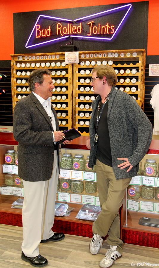 cannabis products consultant